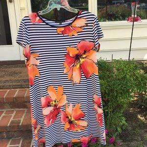 Tiana B. Knit dress
